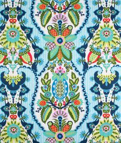 Amy Butler Harriet's Kitchen Sugar Fabric - $9.35 | onlinefabricstore.net