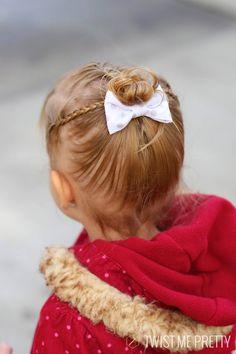 Little Girls Hairdos Old Hairstyles, Teenage Hairstyles, Baby Girl Hairstyles, Girl Haircuts, School Hairstyles, Sweet Hairstyles, Toddler Hairstyles, Little Girl Hairdos, Girls Hairdos