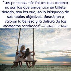 """No Me Olvides""  -Dieter F. Uchtdorf   #SUD #LDS Español"