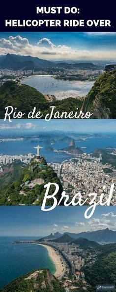 The Helisul Experience – Flying High with a Helicopter Ride over Remarkable Rio the Janeiro in Brazil // The Planet D Adventure Travel Blog: