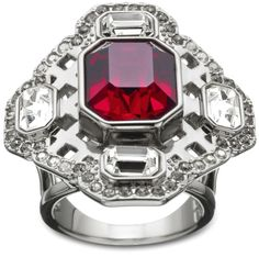 Ruby Ring, Kalmar Antiques  Shop 45, Level 1, QVB