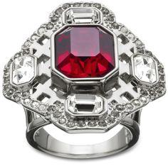 Ruby Ring, Kalmar Antiques  Shop 45, Level 1, QVB
