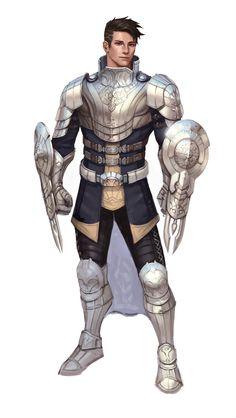 ArtStation - armour, youtae kang