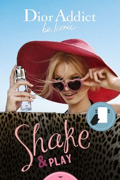 #free Dior Addict on the iTunes App Store @Dior
