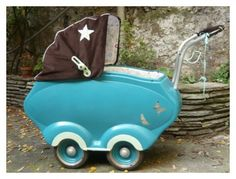 cute baby carriage