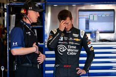Kasey Kahne Photos: Auto Club Speedway: Day 1