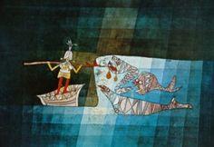 paul klee sinbad the sailor