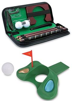 KOVOT Golf Gift Set  Portable Golf Putting Travel Set  Golf Door Stopper -- For more information, visit image link. Note:It is Affiliate Link to Amazon.