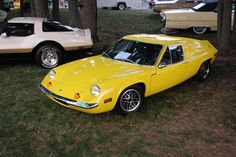 1970 Lotus Europa S-2 Images   Pictures and Videos
