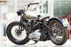 pinterest.com/fra411 #classic - '76 Harley Ironhead – Van Hai Nguyen
