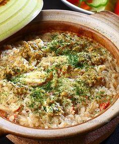 おこげも楽しみ♪土鍋を使って作る炊き込みご飯のレシピ | キナリノ 毛ガニの炊き込みご飯