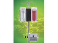 Blood/Fluid Warming System-Blood/Fluid Warming System, AutoMer, is a system that rapidly supplies two warmed infusion solutions or blood at the same time. The AutoMer is used to a patient who needs a lot of blood due to severe injury or various surgical operations. The hot plate is warmed to 40℃, which makes an ideal infusion temperature.