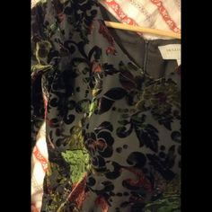 "✨Hugo Busrati Collection laser cut silk dress sz 8 Sexy & Unique silk blend dress measures approx as follows: bust 32"", hip 34"", overall 35"", sleeve 23"". Fabric content is 82 rayon, 18 silk, EUC! hugo busrati collection Dresses"