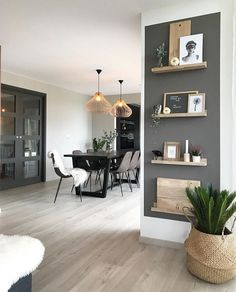 Interior escandinavo que você vai adorar - Einrichtungs Ideen - Arquitetura Cultural Apartment Decoration, Studio Apartment Decorating, Room Decorations, Apartment Ideas, Living Room Designs, Living Room Decor, Living Room Furniture, Apartment Living, Apartment Kitchen