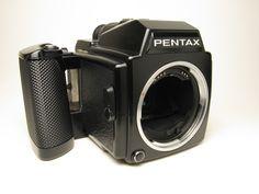 Pentax 645 camera