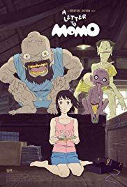 A Letter to Momo - Momo e no Tegami (ももへの手紙) Letter To Momo, Studio Ghibli Films, Film Animation Japonais, Anime Reccomendations, Japanese Animated Movies, Anime Watch, Kimi No Na Wa, Watch Cartoons, Film D'animation