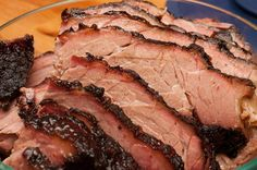 This traditional Texas-style brisket recipe results in a tasty piece of smoked meat. Here's how to do it in just a few simple steps.