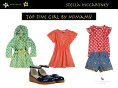 Top five girl Stella McCartney by Mîmamÿ
