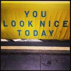 Look nice