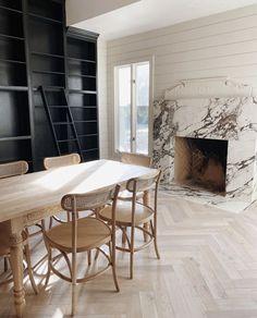 Home Interior Design, Interior Decorating, Fireplace Design, Fireplace Ideas, Home Decor Inspiration, Decor Ideas, Decoration, Family Room, Sweet Home