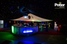 Lets theme it the 80's! - Potter Group - Marquee