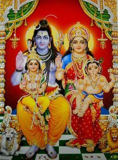 Shiva Parvati Images, Shiva Hindu, Shiva Art, Shiva Shakti, Krishna, Happy Navratri Images, Saraswati Goddess, Lord Shiva Statue, Shiv Ji