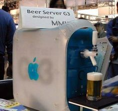 Apple G3 Beer Server