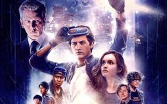 Download wallpapers Ready Player One, art, 2018 movie, poster