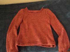 maglioncino a maglia