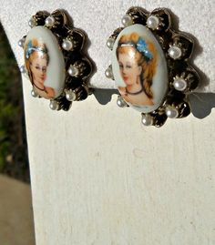 Check out this item in my Etsy shop https://www.etsy.com/listing/200338465/limoges-earrings-marked-made-in-france