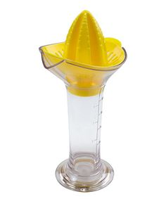 Look what I found on #zulily! Yellow New Metro Design JuiceLab, Manual-Style Citrus Juicer #zulilyfinds