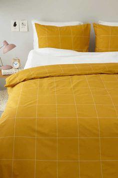 whkmp's own katoenen dekbedovertrek lits. Girls Bedroom, Master Bedroom, Bedroom Ideas, Bedrooms, Hudson Homes, New Room, Dorm, Comforters, Colours
