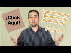Cómo eliminar bloqueos de abundancia. Parte 1 - Tapping ★★★★★ - YouTube