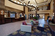 Holiday Inn Express in Clearfield has a nice lobby and rooms. Offers Indoor pool, Health/Exercise room, Wireless internet, and Business. Located at 1625 Industrial Park Drive.