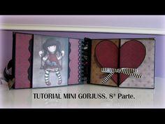 Tutorial mini Gorjuss. 1ª Parte. - YouTube