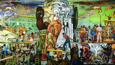 Diego Rivera at City College - http://art-nerd.com/sanfrancisco/diego-rivera-at-city-college/