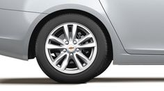 Premium alloy wheels take drives to the next level. Chevrolet Cruze, Alloy Wheel, Luxury Cars, Wheels, India, Fancy Cars, Goa India, Indie, Indian
