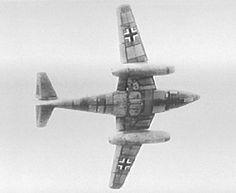 Messerschmitt Me 262 W.Nr.111711
