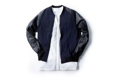 Riffing once again on classic menswear pieces, Micah Cohen's Shades of Grey label returns with anoth...