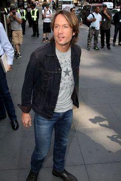 Keith Urban Photo - 'American Idol' Judges Arrive