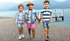 Resultado de imagen para moda para niños 2016