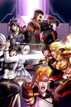 Overpowered Gamer Fanfiction Rwby