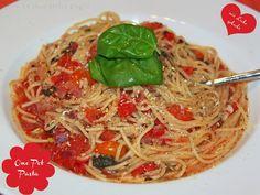 """Freude am Kochen: One Pot Pasta #vegan - ein Foodblogger """"mustmake"""""""