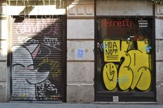 Calle del Príncipe,35. Barrio Huertas y Las Letras. Madrid 2015