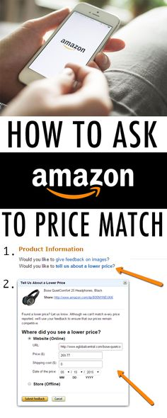 Amazon Price Match Policy: How To Price Match on Amazon.com