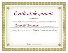 dental guarantee,guarantee certificate,guaranteed dental work
