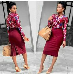 Corporate attire for Women Corporate Outfits, Business Casual Outfits, Office Outfits, Classy Outfits, Casual Office, Corporate Wear, Business Clothes, Stylish Office, Casual Attire