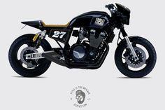Yamaha XJR1200 Espiat