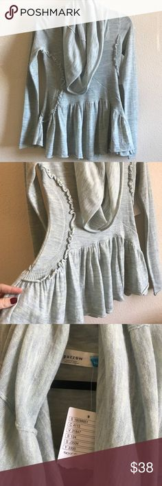 NWT Anthropologie 100% Merino Wool Sweater NWT & 20% off any 2! Anthropologie Sweaters