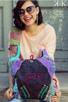 Geanta din Nepal cu impletituri - COOL Handmade Bags, Photography, Fashion, Embroidery, Moda, Handmade Handbags, Photograph, Fashion Styles, Fotografie